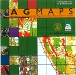 Agmaps - horticulture land capability maps, swan coastal plain, Lancelin to Augusta by Dennis van Gool and Werner Runge
