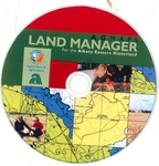 Agmaps land manager CD-ROM for the Albany eastern hinterland.