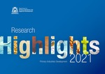 Primary Industries Development Research Highlights 2021