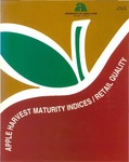 Apple harvest maturity indices of retail quality