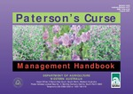 Paterson's Curse management handbook by Amelia McLarty, Errol Kruger, Peter Stubbs, John Peirce, Chris Hawkins, Paul Wilson, and Simon Merewether