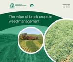 The value of break crops in weed management