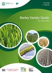Barley variety guide for WA 2012