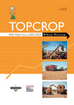 Topcrop W.A. state focus 2002-2003 wheat protein by Alison Slade and Jeremy Lemon