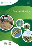 Barley variety guide for WA 2013