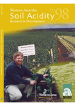Western Australia soil acidity research and development update 1998 : time to lime