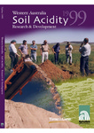 Western Australia soil acidity research and development update 1999 : time to lime