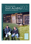 Western Australia soil acidity research and development update 2002 : time to lime