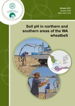 Soil pH in northern and southern areas of the WA wheatbelt by Chris Gazey and Joel Andrew