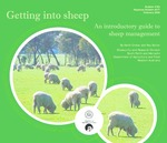 Getting into sheep an introductory guide to sheep management by Keith Croker and Roy Butler