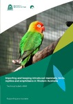 Importing and keeping introduced mammals, birds, reptiles and amphibians in Western Australia by Department of Agriculture and Food, Western Australia
