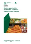 Market opportunities for Western Australian mandarins and oranges by Manju Radhakrishnan