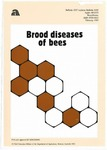 Brood diseases of bee by G. L. Griffiths and Lee Allan