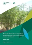 Renewable chemicals and bioproducts: a potential for agricultural diversification and economic development