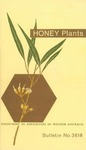 Honey plants in Western Australia by F G. Smith