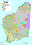 Western Australia Pastoral Land Tenure by Department of Agriculture and Food, WA