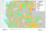Western Australia Pastoral Land Tenure - Gascoyne Region by Department of Agriculture and Food, WA