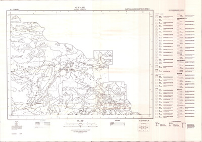 Soil survey and land resources map collection | Map