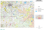Blackwood Valley Vineyard Area 2010 Map Sheet 5 by DAFWA Geographic Information Services